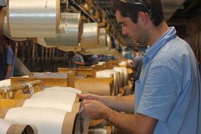 Хорошая новость: в ОАО «Полоцк-Стекловолокно» создано 105 рабочих мест