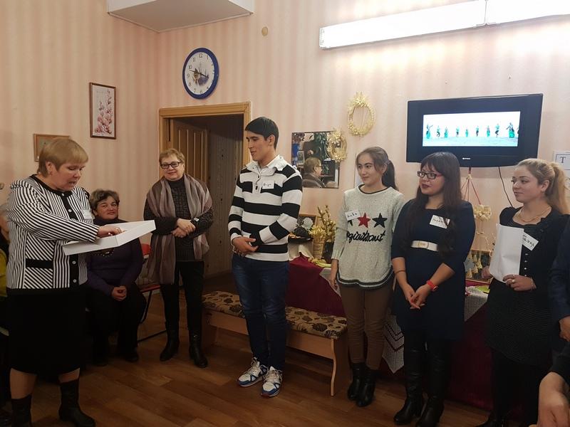 Иностранные студенты юридического факультета побывали в гостях у Института  ...