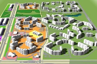 Возможно, скоро в Новополоцке появится новый микрорайон
