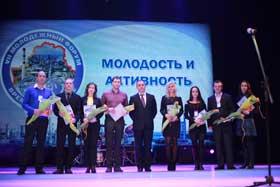 В Новополоцке молодым везде дорога