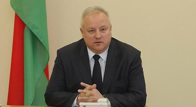 Итоги встречи с помощником главы государства в Новополоцке