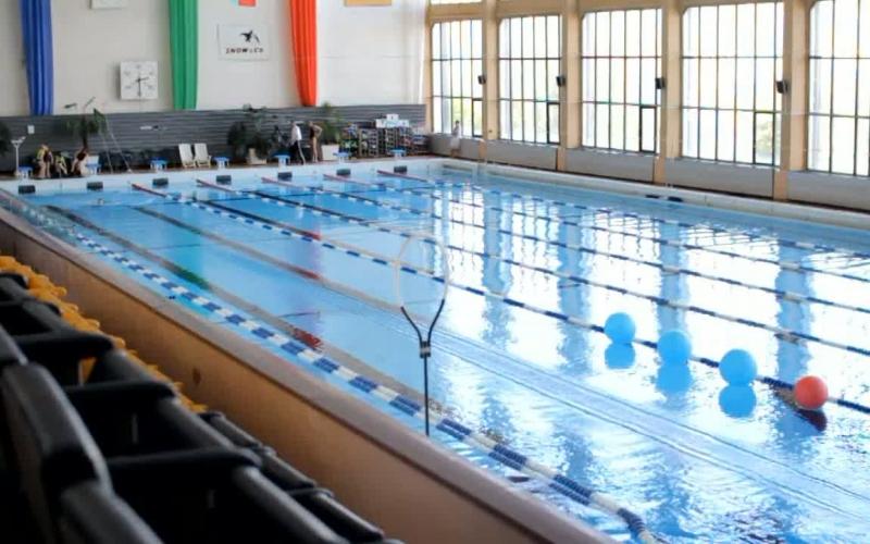 В Новополоцке снова вошёл в строй единственный 50-метровый бассейн Витебской области