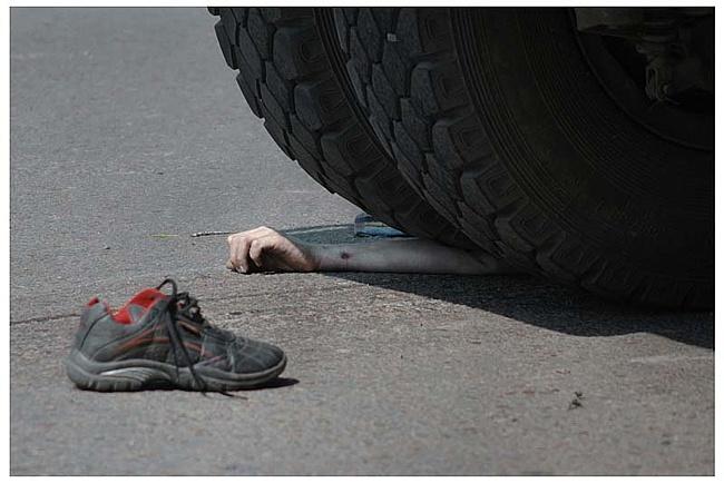 Смерть от колес: очередной инцидент в Полоцке
