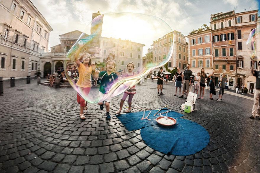 А вы знали, что Италия – страна детей?