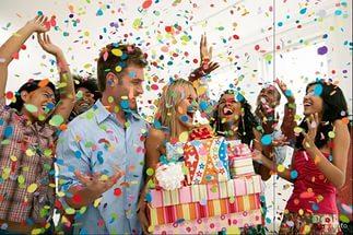 Как сделать праздник незабываемым?