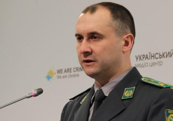 Украина: Jeep, который задерживали со стрельбой, украинскую границу не пересекал