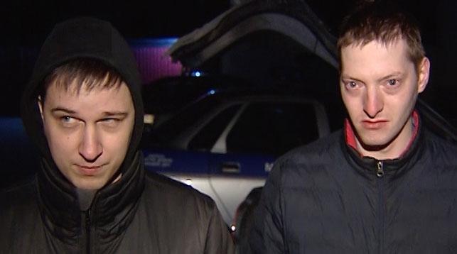 Двое граждан России с оружием задержаны в Могилевском районе