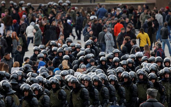 Путин прокомментировал митинги против коррупции в России