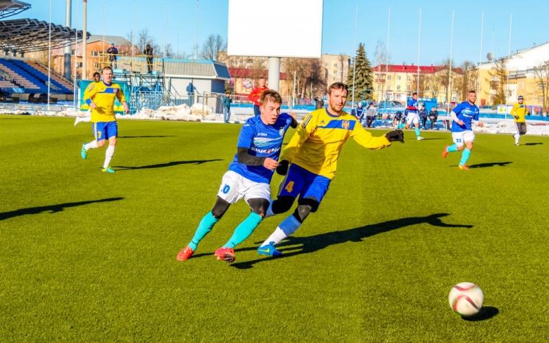 «Нафтан» получит финансирования участия в высшей лиге