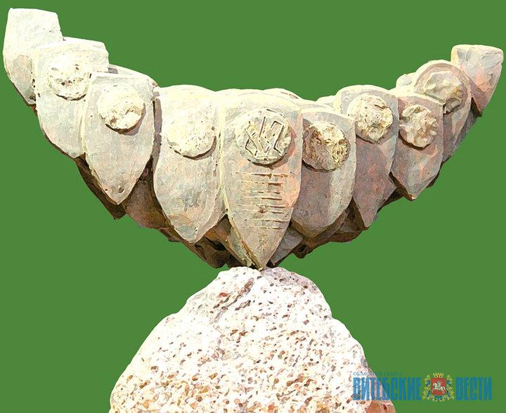 Памятны знак да 1155-годдзя Полацка зробяць па эскізе мінскага скульптара