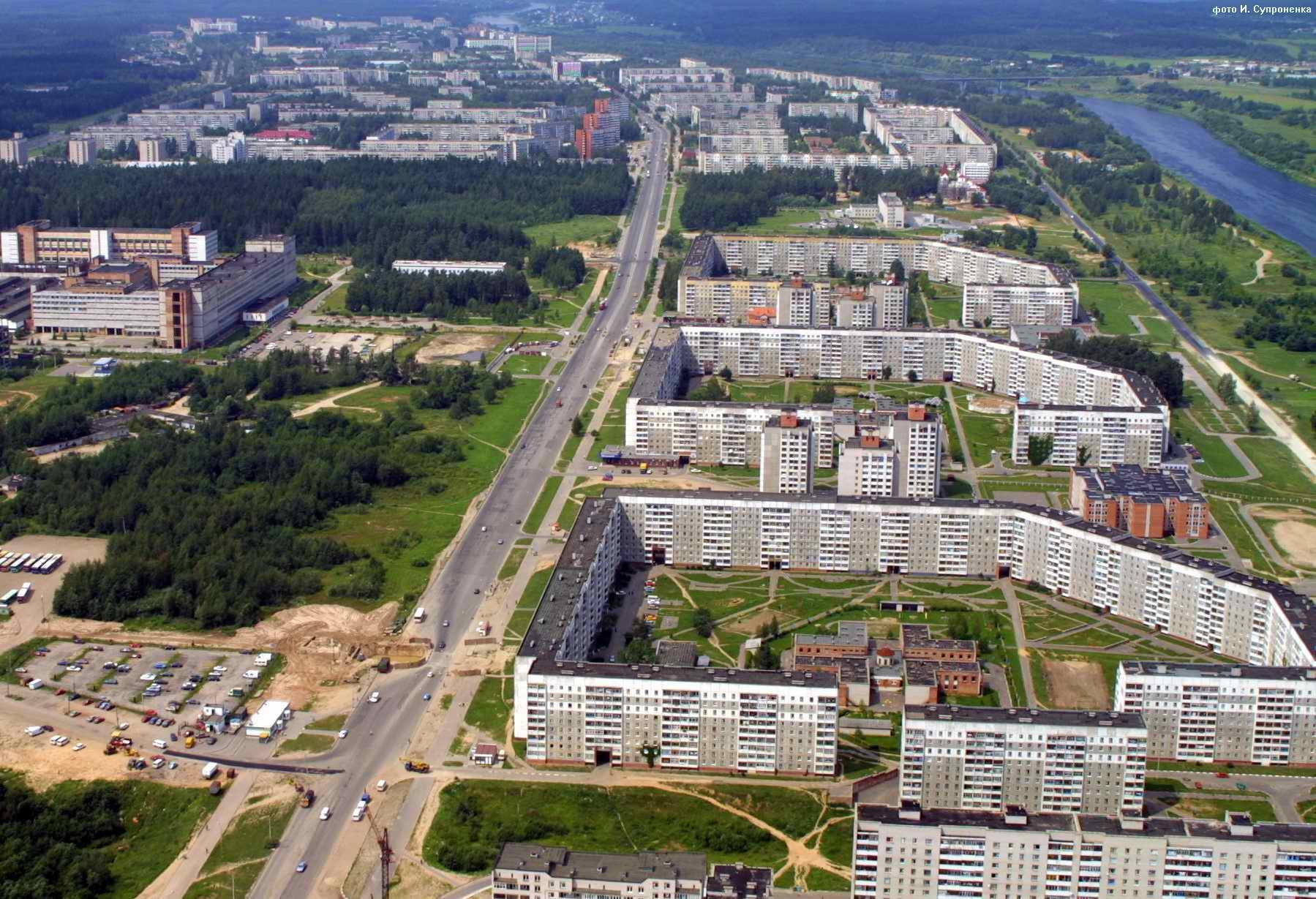 В 2018 году Новополоцк станет культурной столицей Беларуси