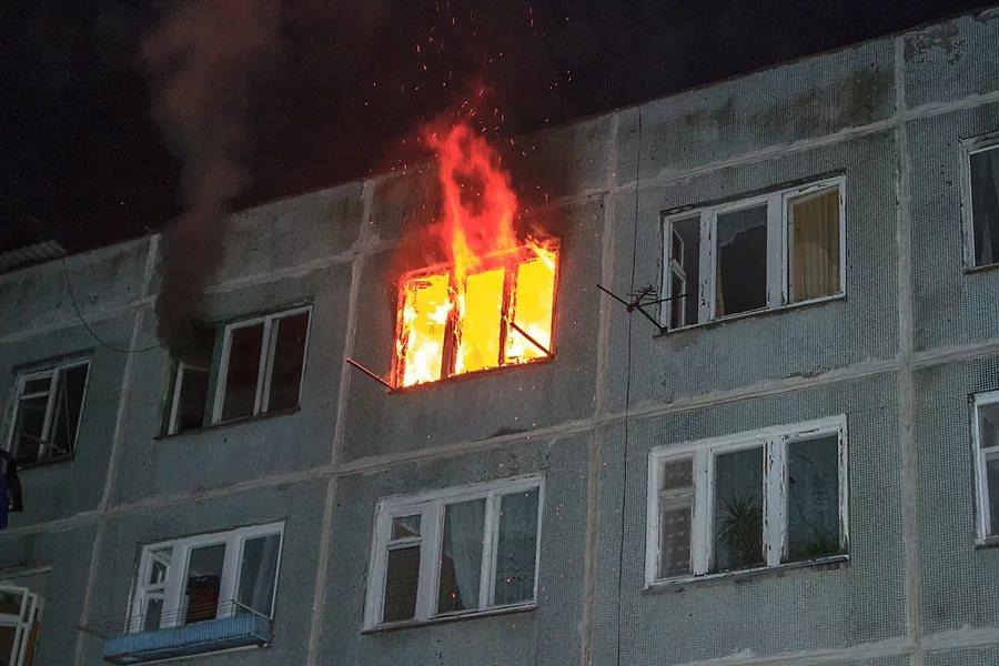 Полоцк накрыла волна пожаров