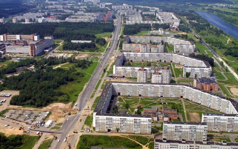Новополоцк станет культурной столицей Белоруссии