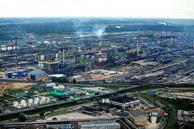 Загрязнение воздуха в Новополоцке превышает норму