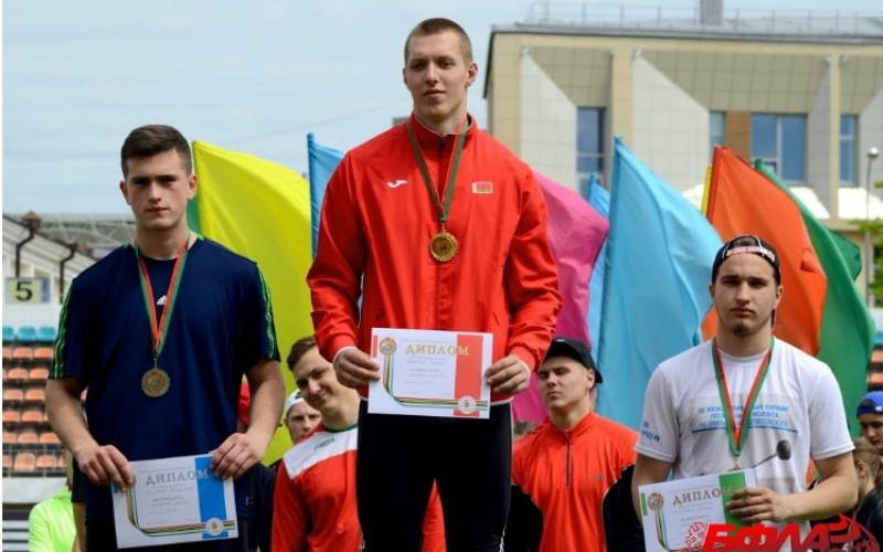 Полочане показали отличный результат на спортивных соревнованиях