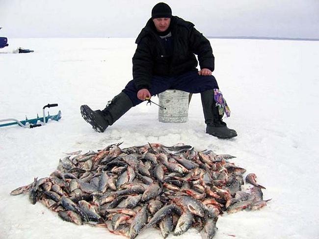 Рыбалка зимой – плюсы и минусы