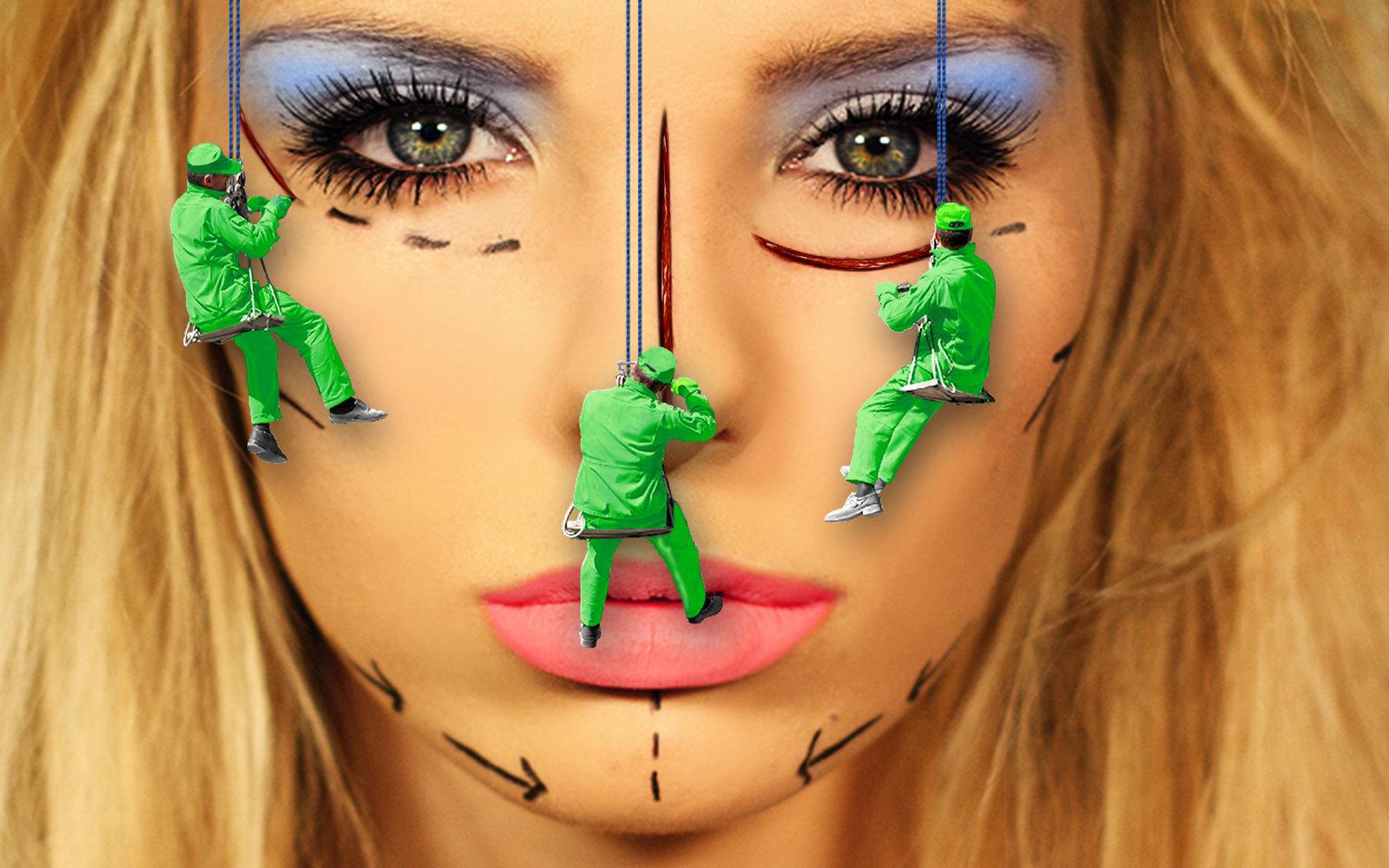 Исправьте проблемы со внешностью быстро и недорого