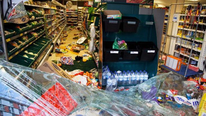 Суд огласил приговор жителю Витебска, который устроил погром в магазине