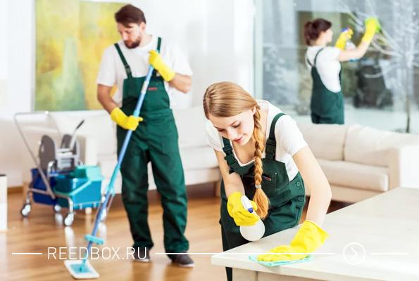 Сверкающий чистотой дом буквально за день