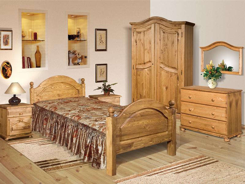 Где приобрести качественную мебель из сосны?