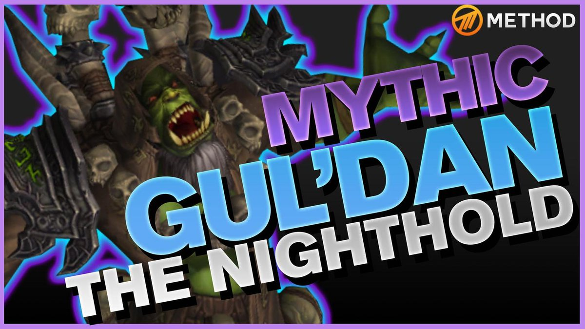 Mythic Mount Guldan