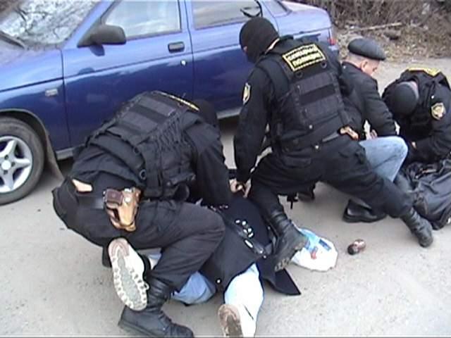У одного из московских пассажиров на вокзале Полоцка, сотрудники милиции изъяли героин