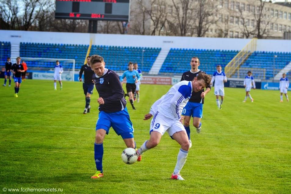 Олег Дулуб планирует покинуть «Черноморец»