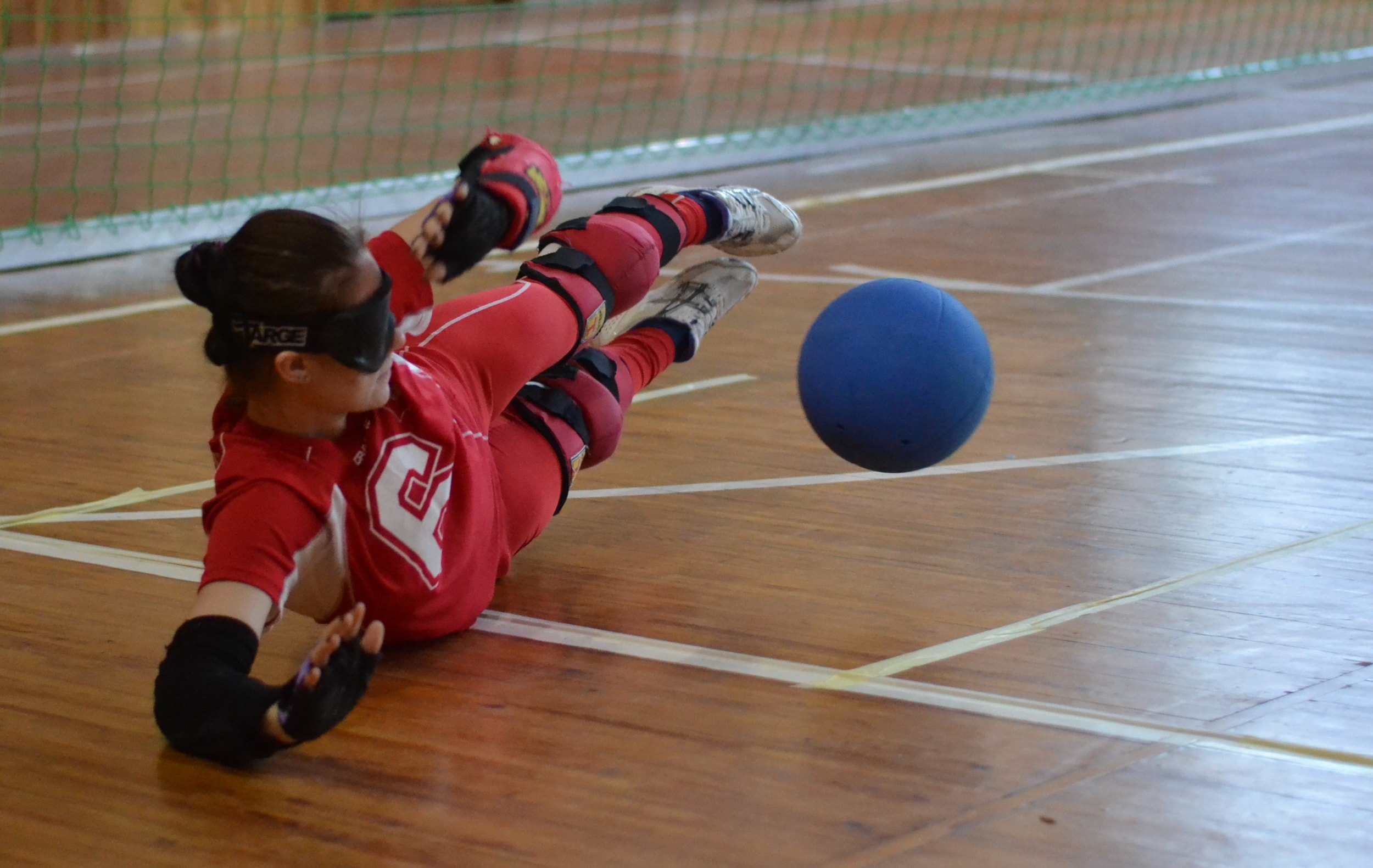 В Витебске прошел пятый Международный турнир по голболу