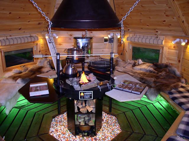 Где приобрести финские гриль домик?