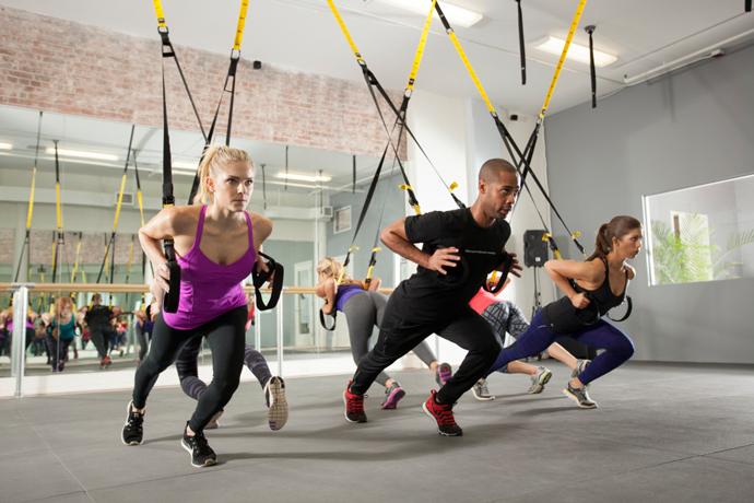 TRX: новый фитнес-тренд, который изменит ваш взгляд на тренировки