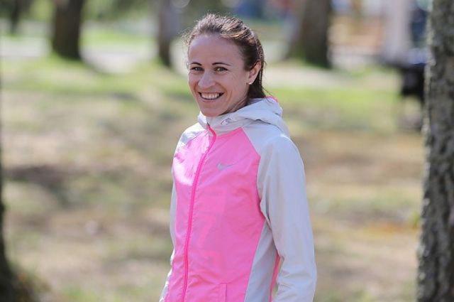 Новополоцкая бегунья Марина Доманцевич выйдет на старт Венского марафона