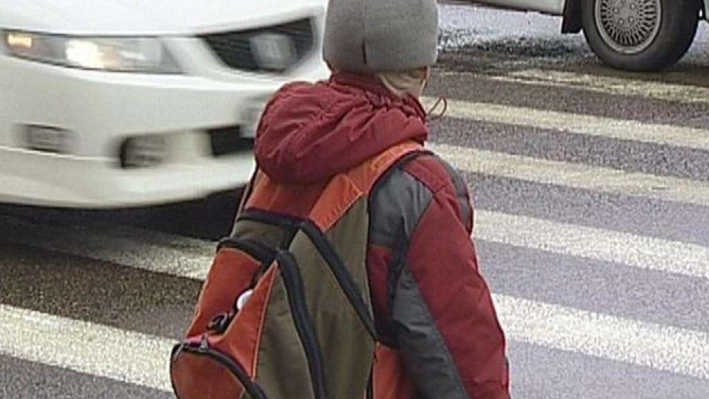 В Полоцке пострадала девочка в ДТП